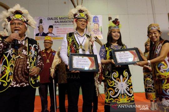 Cek fakta: Benarkah suku Dayak dukung Ahok sebagai Kepala Ibu Kota Negara?