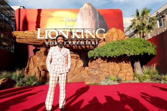 "Film ""Lion King"" baru dapat kritikan"