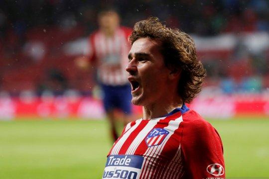 Atletico Madrid akan laporkan Barcelona ke FIFA terkait Griezmann