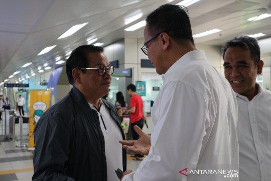 Pramono Anung isyaratkan pertemuan Jokowi-Prabowo
