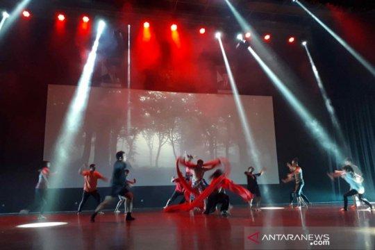 Penari mengenal budaya lain di ASEAN Contemporary Dance Festival