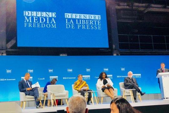 Konferensi Kebebasan Media disepakati digelar tiap tahun