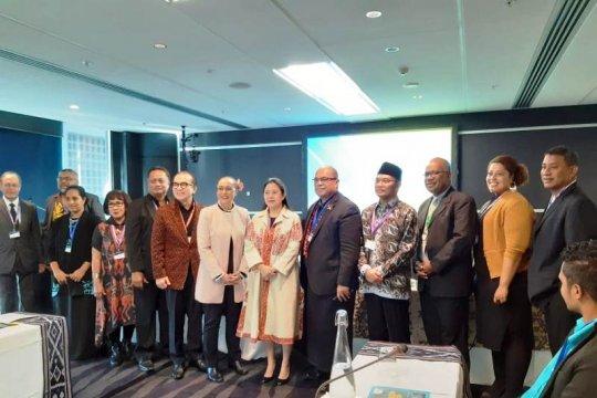 Menko PMK buka forum budaya di Pasific Exposition
