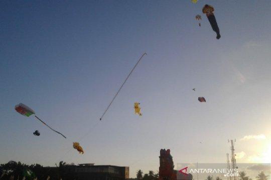 Pemkab Pangandaran promosikan wisata melalui Festival Layang-layang