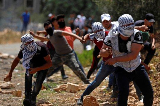 Pasukan Israel tembak mati warga Palestina di Jalur Gaza