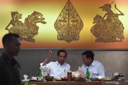 Spontanitas dan gaya kasual Prabowo dianggap sebuah ketulusan
