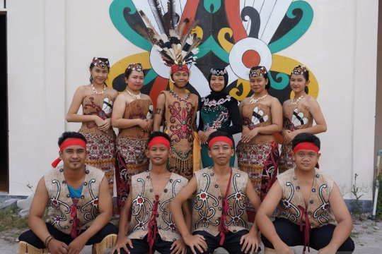 Tampil perdana di RWMF 2019, Spirit Of The Hornbill memukau