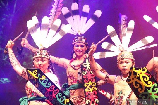 Nasionalisme Indonesia di gelaran RWMF 2019 Sarawak, Malaysia