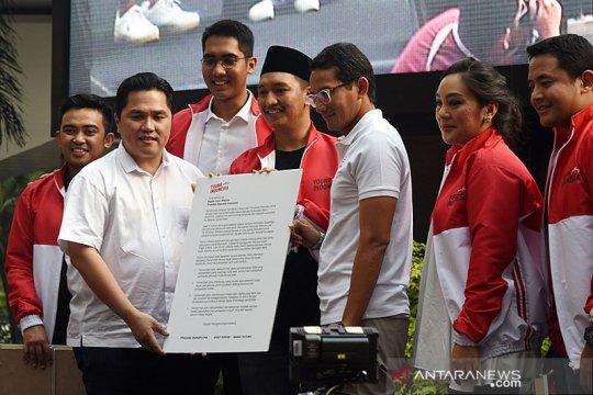 TKN: Pertemuan Jokowi-Prabowo contoh kedewasaan demokrasi