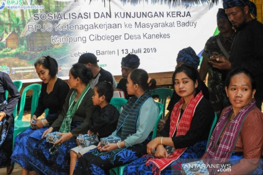 Suku pedalaman diharapkan masuk peserta BPJS Ketenagakerjaan