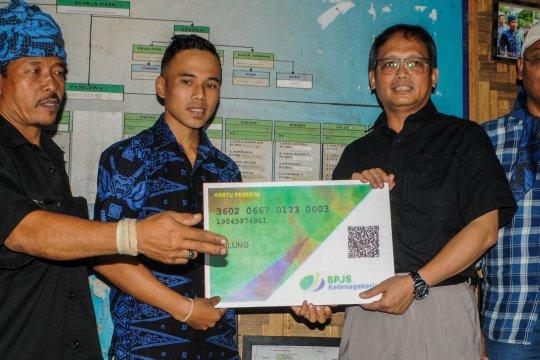 Masyarakat Badui sambut positif program BPJS Ketenagakerjaan