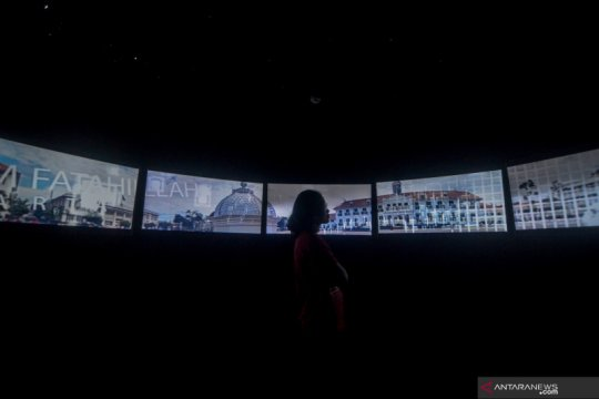 Pemprov berencana tutup sementara Museum Gedung Sate terkait corona