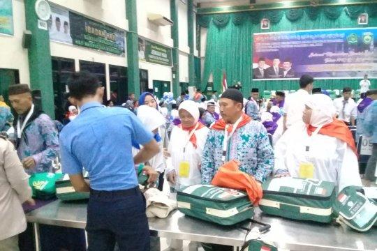 441 calon haji Kloter 2 Embarkasi Batam menuju Mekkah