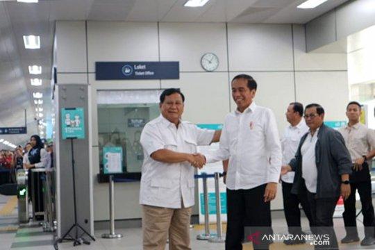 Pramono: Pertemuan Jokowi-Prabowo sudah disusun cukup lama