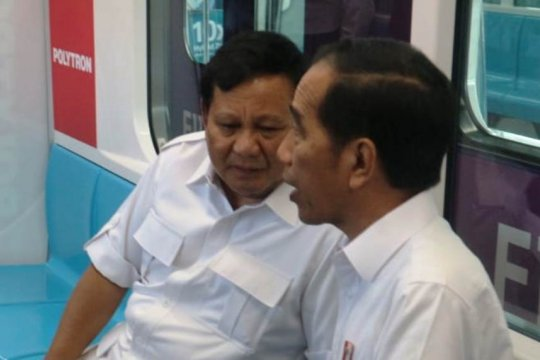 Gerindra: Komunikasi Prabowo-Jokowi tidak bahas jabatan