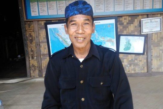 Tetua Badui berharap Indonesia aman