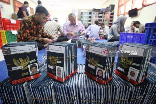 Paspor 276 calon haji asal Dharmasraya sudah rampung