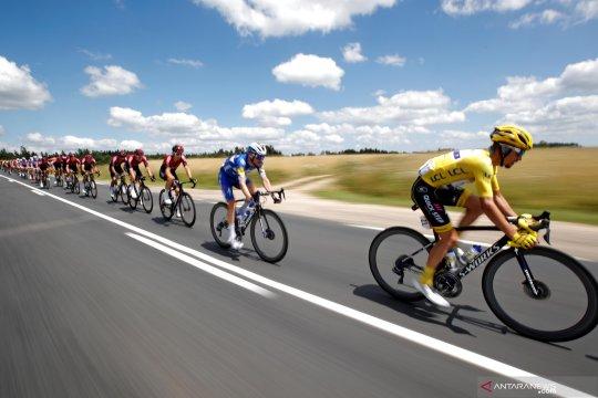 Pesepeda junior Jan Riedmann tewas akibat kecelakaan saat latihan