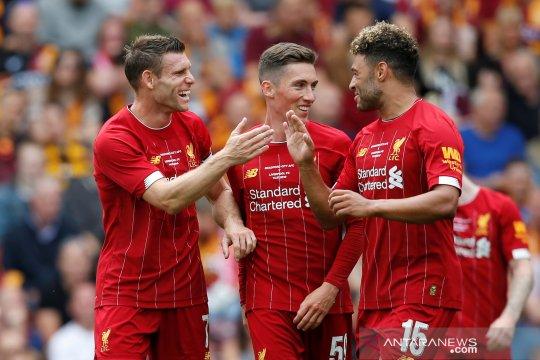 Newcastle gigit jari tak bisa pinjam Harry Wilson dari Liverpool