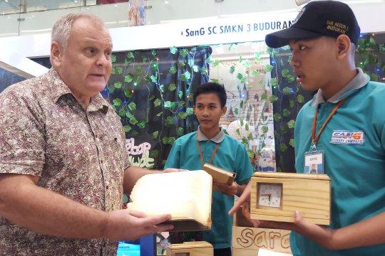 Lima sekolah di Surabaya-Sidoarjo ikuti kompetisi wirausaha