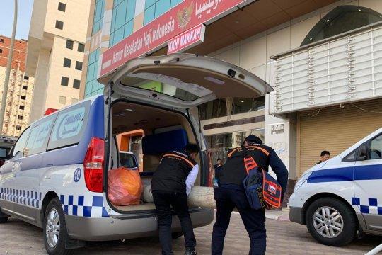 Klinik Kesehatan Haji Mekkah siapkan 50,8 ton obat-obatan