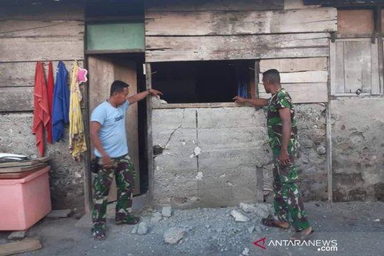 Dampak gempa di Maluku Utara