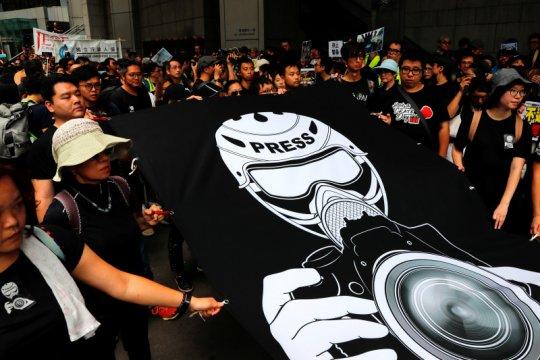 Menlu AS kecam penangkapan taipan media Hong Kong, Jimmy Lai