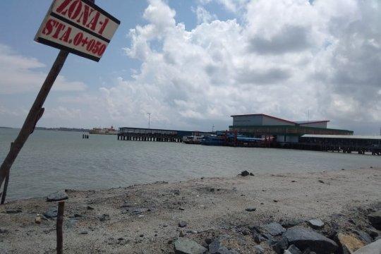 Penataan kawasan pesisir proyek Gurindam 12 disebut belum tuntas