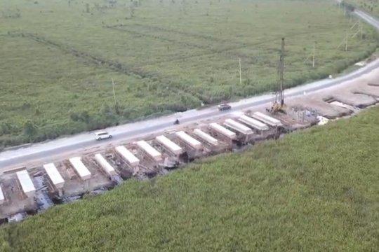 Hoaks, isu penggal kepala untuk tumbal pembuatan jembatan layang Bukit Rawi