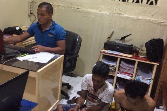 Di Padang, dua jambret babak belur dihajar massa