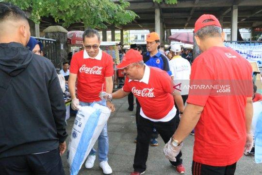 Kampanye budaya sehat di Medan melalui Gerakan Indonesia Bersih