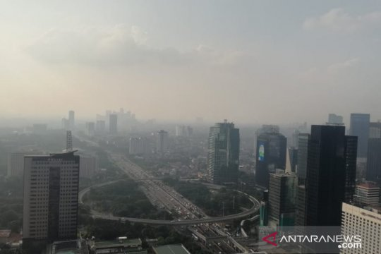 Jakarta harus tiru manajemen pengendalian polusi udara Beijing