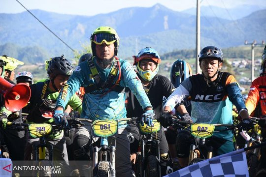 Pemenang International Mountain Bike BM akan melaju ke Asia