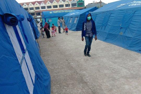 Balada pengungsi korban perang di Jakarta