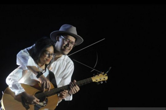 Endah N Rhesa, Balawan meriahkan Bali Blues Festival