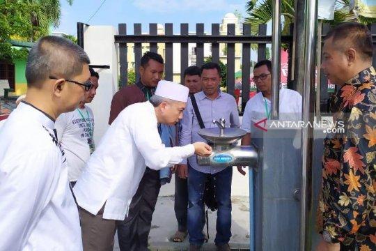 Air bersih di Asrama Haji Medan dipastikan aman oleh PDAM Tirtanadi