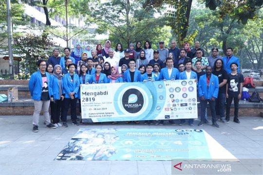 Universitas Pancasila gerakkan ekonomi kreatif di Desa Gobang Bogor