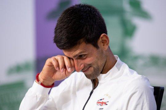 Butuh waktu istirahat, Djokovic mundur dari Piala Rogers