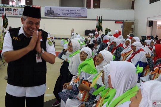 Seorang calon haji Banten meninggal akibat serangan jantung