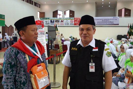 19 calon haji Embarkasi Palembang batal berangkat