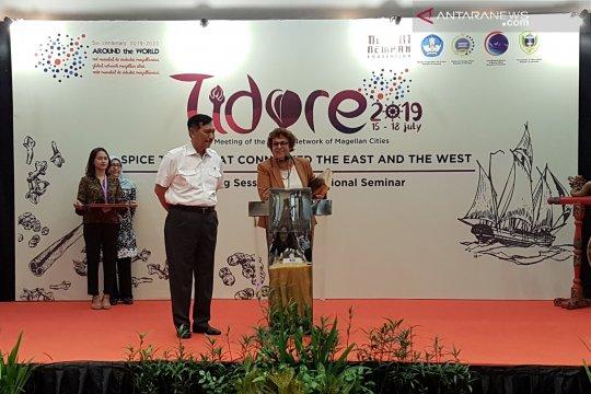 Menko Luhut harap Pertemuan GNMC di Tidore angkat peran Indonesia