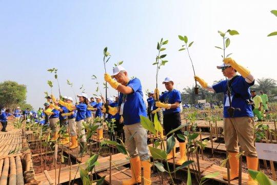 Perusahaan Jepang dukung aksi mitigasi perubahan iklim