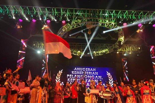 Indonesia Raih Anugerah Utama Kedua Festival Tugu Budaya 2019