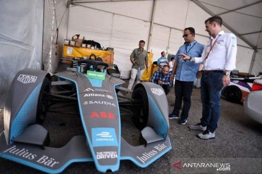 Formula E di Monas resmi ditunda akibat COVID-19