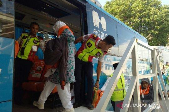 450 calon haji Maluku berangkat ke Tanah Suci dari Makassar