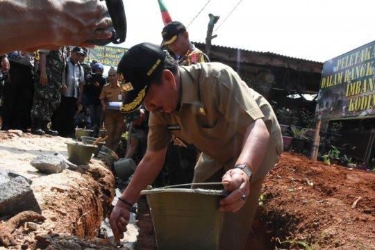 Wali Kota Bandarlampung dukung sepenuhnya kegiatan TMMD Imbangan