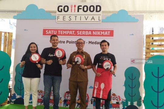 Pemkot Medan harap GO-FOOD Festival dorong perekonomian