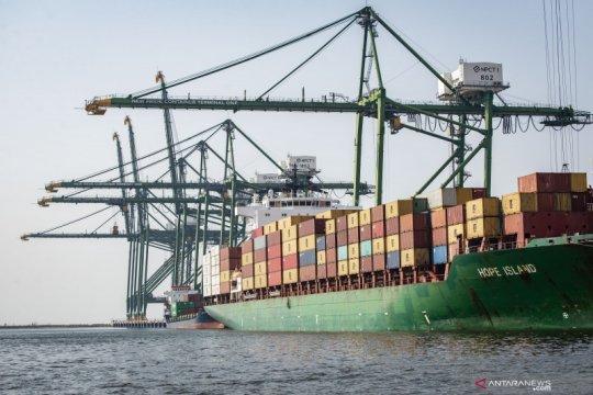 Penurunan ekspor komoditas dipengaruhi ketidakpastian global