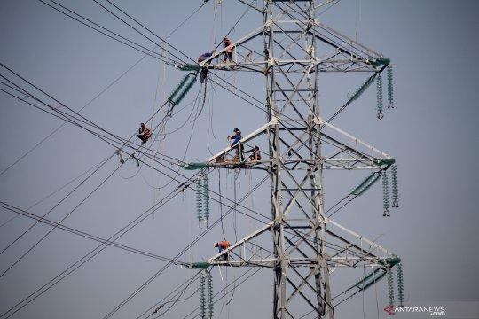 Presiden Jokowi: Rasio elektrifikasi di Indonesia capai 99,48 persen