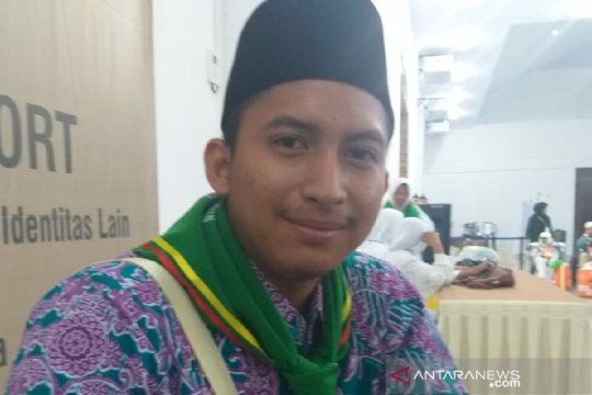 Jemaah haji termuda asal Asahan seorang mahasiswa